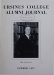 Ursinus College Alumni Journal, Summer 1937