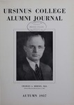 Ursinus College Alumni Journal, Autumn 1937