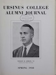 Ursinus College Alumni Journal, Spring 1938