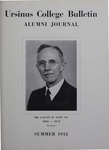 Ursinus College Alumni Journal, Summer 1942 by Alfred C. Alspach and Norman E. McClure