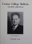 Ursinus College Alumni Journal, Winter 1942 by Alfred C. Alspach and Norman E. McClure