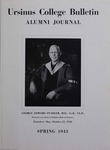 Ursinus College Alumni Journal, Spring 1943 by Charles H. Miller and Norman E. McClure