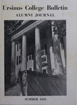 Ursinus College Alumni Journal, Summer 1943