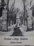 Ursinus College Alumni Journal, Winter 1945