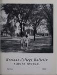 Ursinus College Alumni Journal, Spring 1950