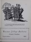 Ursinus College Alumni Journal, September 1951