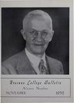 Ursinus College Alumni Journal, November 1952