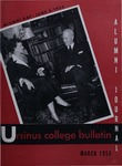 Ursinus College Alumni Journal, March 1955