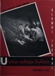 Ursinus College Alumni Journal, November 1955
