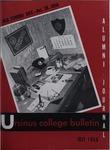 Ursinus College Alumni Journal, July 1956