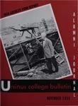 Ursinus College Alumni Journal, November 1956