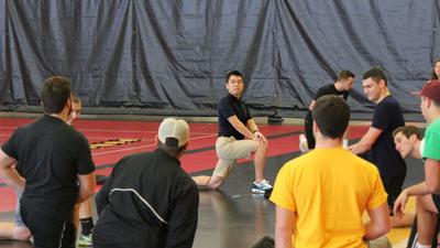 Akinori Kashiwagi, Athletic Trainer