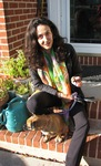 Paula Alvarez Tames, Study Abroad and International Student Advisor by Olivia Glover