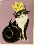 King Ralphie by Kayla Sallada '17