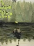 Reservoir by Elizabeth Burke