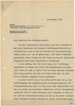 Letter from Heinrich Harmjanz to Oberregierungsrat Zimmerman, November 17, 1938