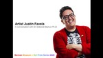 Artist Justin Favela in Conversation with Dr. Deborah Barkun Ph.D. by Deborah Barkun and Justin Favela