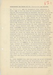 Report on the visit of Dr. Wentzel on June 6, 1939