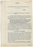 Position Paper by the Reich Association for Dowsing Submitted to Heinrich Himmler, October 6, 1938