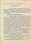 Report by Josef Wimmer on the Position Paper by the Reich Association for Dowsing and the S.D. Report, October 30, 1940