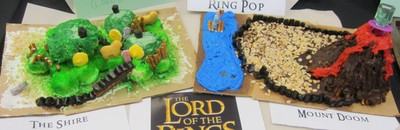 The Lord of the Ring Pop