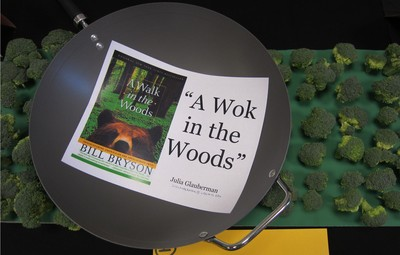 A Wok in the Woods
