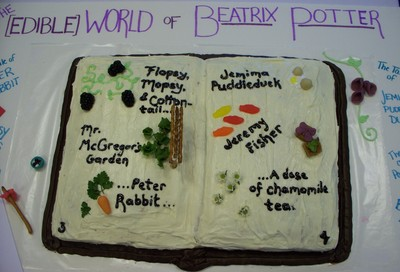 The Edible World of Beatrix Potter