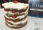 The Big Shortcake by Maureen Damiano