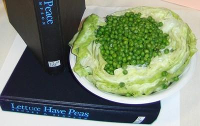 Lettuce Have Peas