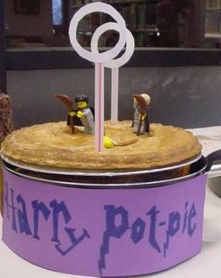 Harry Pot Pie