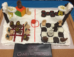 Games With Thrones by Kelley Williams and Kim Magers