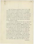 Report on Charles R. Crane, April 8, 1910 by Francis Mairs Huntington-Wilson