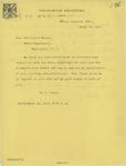 Telegram From William Jennings Bryan to Francis Mairs Huntington-Wilson, March 19, 1913 by William Jennings Bryan