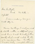 Letter From Herbert Parsons to Francis Mairs Huntington-Wilson, March 20, 1913 by Herbert Parsons
