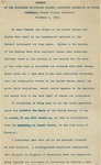 Address by Francis Mairs Huntington-Wilson, November 1, 1912 by Francis Mairs Huntington-Wilson