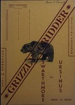 Grizzly Gridder Ursinus College Official Football Program, November 18, 1933