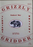 Grizzly Gridder Ursinus College Official Football Program, October 26, 1935 by Varsity Club