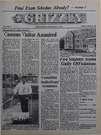 The Grizzly, March 28, 1980 by Brian Barlow, Larry Muscarella, Rick Morris, Matthew Kurlan, Hedy Munson, Joey Lazar, David Garner, Thomas A. Reilly, Barbara Sergeant, Diana Dakay, and Jay Repko