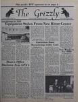 The Grizzly, September 26, 1980