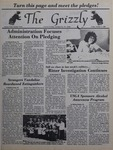 The Grizzly, October 3, 1980