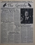 The Grizzly, November 7, 1980
