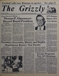The Grizzly, September 18, 1981
