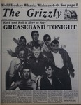 The Grizzly, September 25, 1981
