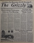 The Grizzly, October 2, 1981