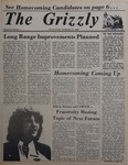The Grizzly, October 16, 1981