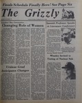 The Grizzly, November 6, 1981