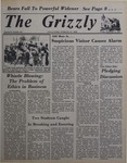 The Grizzly, November 13, 1981