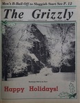 The Grizzly, December 4, 1981