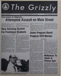 The Grizzly, September 24, 1982