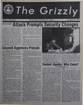 The Grizzly, November 19, 1982